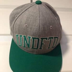 Undefeated SnapBack hat